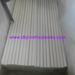 High Temperature Ceramic Alumina Pipe pictures & photos