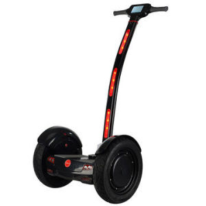 Kingwheel Latest 17 Inch City Electric Self Balance Cruiser Security Patrol Scooter (KW-C002)