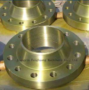 Aluminium Alloy Steel Forging Flange pictures & photos