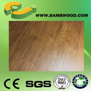 Cheap and Interior Laminated Flooring pictures & photos