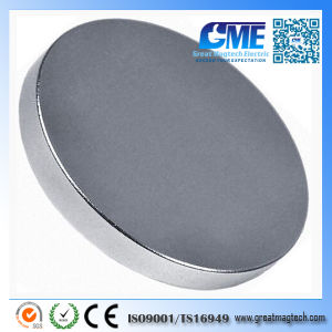 N48 D50.8X6.35mm Disc Neodymium Magnet pictures & photos