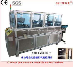 Cosmetic Equipment -Cosmietc Pen Automatic Assembly and Test Machinery pictures & photos