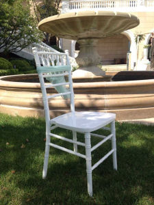Wooden Chiavari Chair for Event Party Used (wc15001)