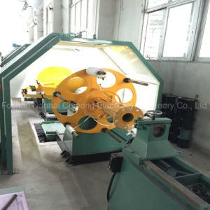 Colored Wire Cable Single Twist Machine pictures & photos
