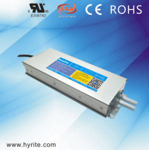 Hyrite CV Outdoor LED Driver Waterproof IP67 Constant Voltage LED Power Supply with Ce RoHS SAA Bis TUV pictures & photos