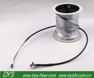 Odc - LC - Duplex Single Mode Optical Fiber Patch Cord, Indoor and Outdoor Optional pictures & photos