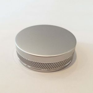 Wholesale Decorative Aluminum Threaded Caps for Glass Jar pictures & photos