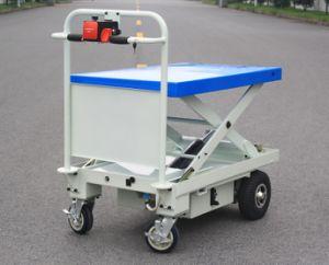 Power Drive Scissor Lift Trolley (HG-1090)