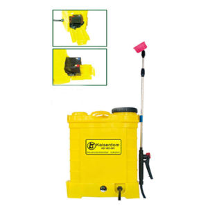 18L Knapsack Electric Battery Sprayer (KD-18D-001) pictures & photos