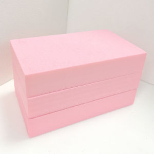 Fuda Extruded Polystyrene (XPS) Foam Board B1 Grade 250kpa Pink 30mm Thick