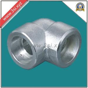 ANSI B 16.9 304/316 Ss 90 Degree Socket Weld Sr Elbow (YZF-L199) pictures & photos