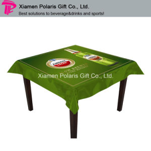 Printed Vinyl Rolls PVC Tablecloth for Bar Table Cover pictures & photos
