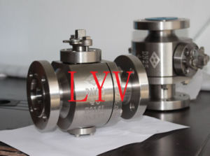 Stainless Steel Forged Ball Valve