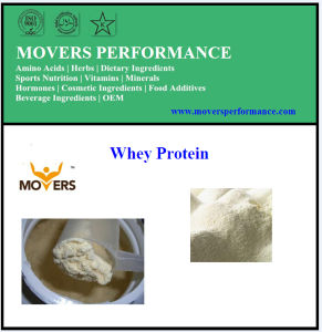 Top Quanlity Best Price Whey Protein Powder pictures & photos