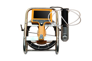 Affordble Push Rod Chimney and Pipe Inspection Camera System pictures & photos
