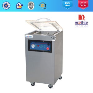 High Quality Semi0automatic Vacuum Packing Machine pictures & photos