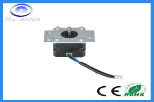 High Torque Two Phase 1.8 Degree NEMA17 Geared Stepper Motor pictures & photos