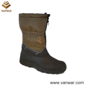 TPR Waterproof Russian Snow Boots (WSB023) pictures & photos