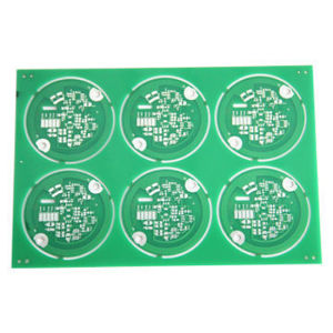 FR-4 0.8mm OSP 1layer PCB Manufacturing pictures & photos