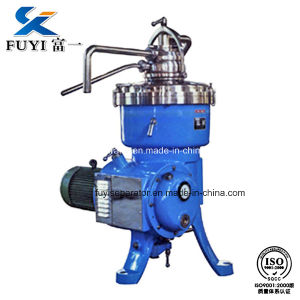 Industrial Crude Oil Centrifuge with High Speed