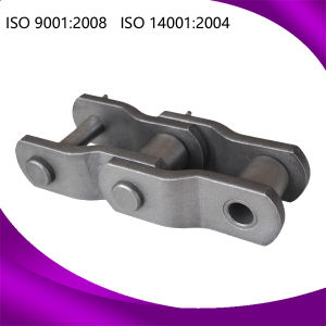 Heavy Duty Offset Stainless Steel Alloy Drag Chain for Transmission pictures & photos