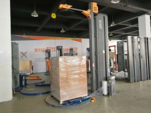 Pallet Wrapper/Stretch Wrapper/ Wrapping Machine pictures & photos