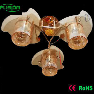 High Quality Glass Chandelier Pendant Lighting (X-9234/2) pictures & photos