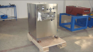 High Pressure 300L/H Ice Cream Homogenizer pictures & photos