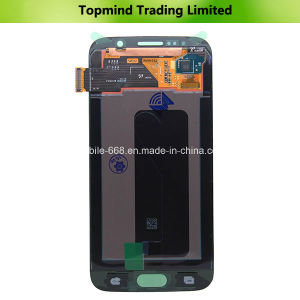LCD Display for Samsung Galaxy S6 G920f Replacement Parts pictures & photos