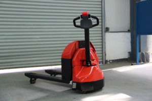 Cheap 1.8ton Electric Pallet Truck with Factory Price pictures & photos