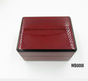 Luxury Hardwood Jewelry Box Customized Handmade Watch Box pictures & photos