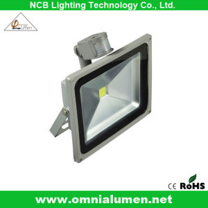 High Lumen 10W /20W/30W /50W Sensor LED Flood Lamp