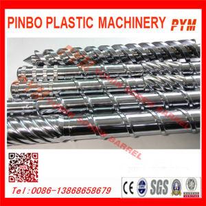 Bimetal Plastic Extrusion Single Screw Barrel pictures & photos