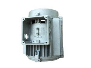 OEM Aluminum Motor Housing Die Casting Motor Casting Parts pictures & photos