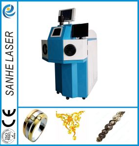 High Speed Watch and Clock Laser Weldinging Equipment for Jewelry pictures & photos