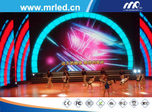 Mrled P12.5mm Rental Indoor LED Screen Display (305*366mm, SMD3528) pictures & photos