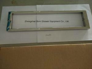 Shower Room 8mm Big Roller Sliding Door Shower Enclosure pictures & photos