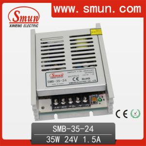 35W 24V Ultra-Thin Single Output Switching Power Supply (SMB-35-24) pictures & photos