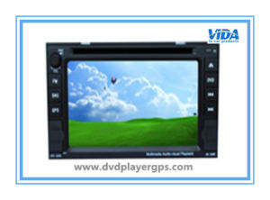 Universal Two-DIN Car DVD Player with 6.2 Inch Screen pictures & photos