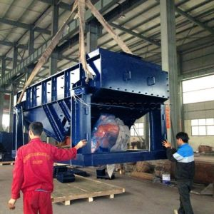 High Frequency Industrial Sieving Machine, Linear Vibrating Screen pictures & photos