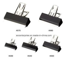 Square Bulldog Steel Clip pictures & photos