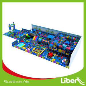 2016 Hot Selling Kids Soft Indoor Playground Equipment From China pictures & photos