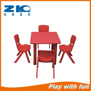 Kids Square Plastic Tables pictures & photos