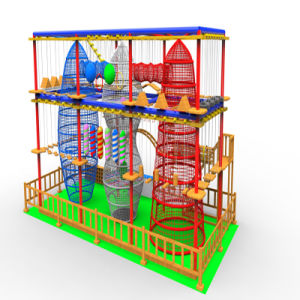 Indoor Children Playground Equipment for Children pictures & photos