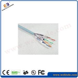 FTP CAT6A Patch Cord Pass Fluke Test pictures & photos