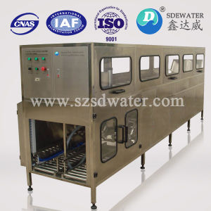 300b/h 5 Gallon Drinking Water Bottling Plant pictures & photos