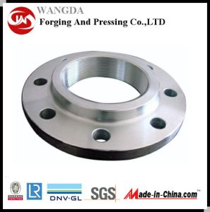 Manufacturer Supply Custom Forging Carbon Steel Flange pictures & photos