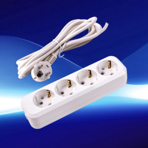 European Extension Connection with Earthing (YW5814-A)