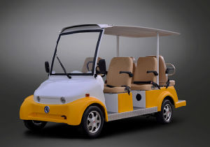 Attractive Prices 6 Passengers Electric Special Transportation pictures & photos