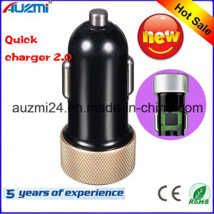 Single USB Car Charger Quick Car Charger 2.0 pictures & photos